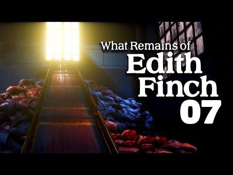 EDITH FINCH [07] ㊙️ Alltags-Depression: Flucht in die Fantasie