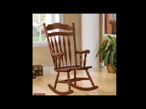 Charmant Wood Rocking Chair   Unfinished Wood Rocking Chair Child | Best Design  Picture Ideas For