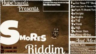 Unstoppable Fyah Ft. Shanti Force - Cant Stop The Youths [Smores Rhythm Riddim] July 2012