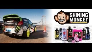 Shining Monkey Car Care Products !