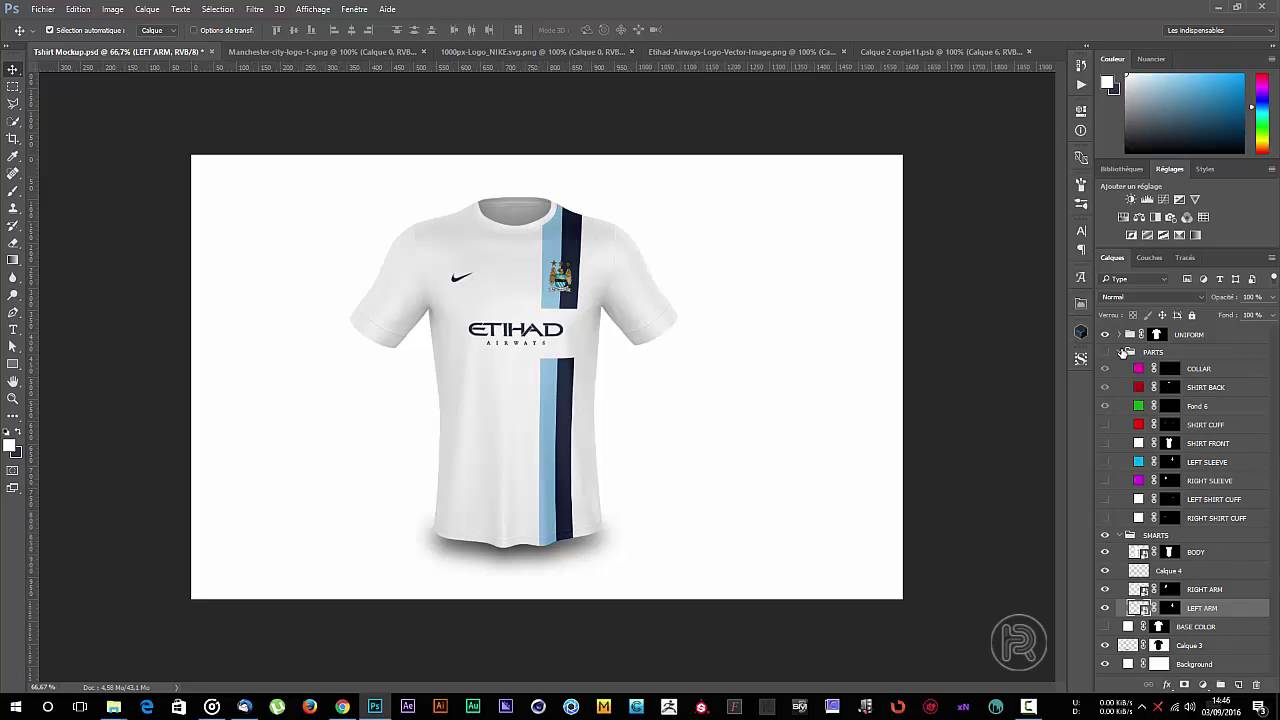 Download Download Mockup Jersey Esport Photoshop Yellowimages