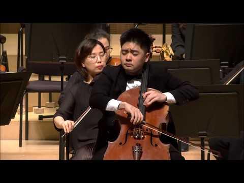 James Kim, Haydn Cello Concerto No.1 in C major, Daegu Symphony Orchestra, Conductor Kovatchev