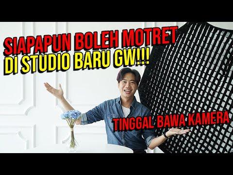 STUDIO TOUR TERBARU: Rental Photo Studio di Jakarta Selatan