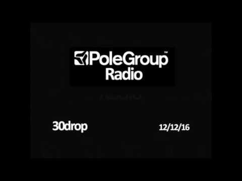 PoleGroup Radio/ 30drop/ 12.12
