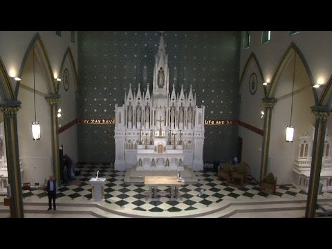 Redesign Complete For Brooklyn's Holy Name Church