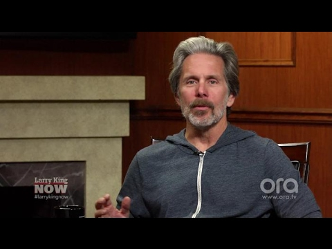 Timothy Simons best and worst qualities according to Gary Cole  Larry King Now  Ora.TV