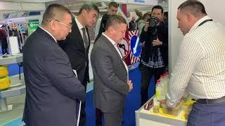 Міжнародна виставка «Казавтодор – Kaztraffic-2018»