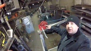 DIY jib crane winch fail