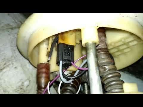 Не работает топливный насос ВАЗ 2110