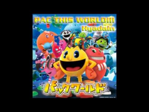 PAC THIS WORLD!!! - ヒャダイン - パックワールド OP FULL