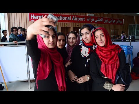 Afghan girls will be allowed to travel to U.S. robotics contest