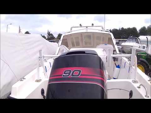 Alaska 500 - Harbour Marine Pwllheli - Boat and RIB Sales; Marine Engineering.