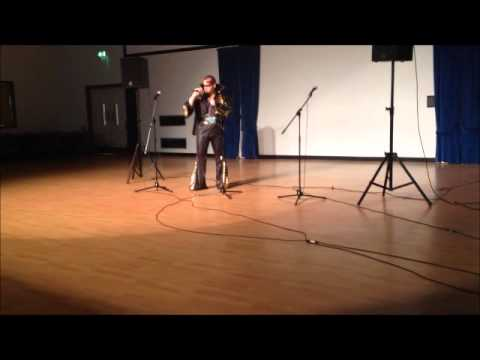 Queen Anne High School   2014 Staff Karaoke - Mr Hicks