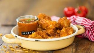Chicken Nuggets selber machen - knuspriger als bei McDonald's
