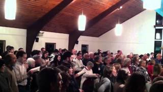 Mennonites sing 606