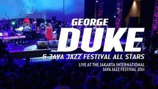 "George Duke ""Brazilian Love Affair"" ft. Dira Sugandhi Live at Java Jazz Festival 2011"