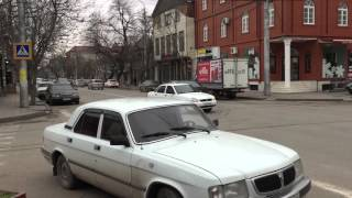 Зразок зйомки відео iPhone 6 ( Махачкала, вул. Радянська)