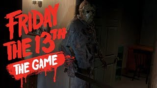 Friday The 13th: The Game - SURVIVE OR DIE!
