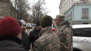 СтопХам Крым - Водитель Слуги народа!