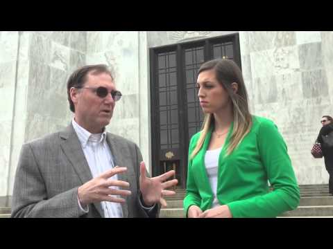 Jeff Mapes on Kate Brown's 1st speech as Oregon governor