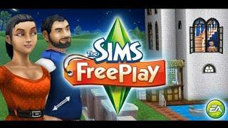"""Completando a missão The Sims #23  """"Joque em um torneio de pebolim na casa de uma vizinho"""""""