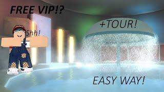 WIE ZUGANG DIE VIP ZIMMER KOSTENLOS IN Robloxian Wasserpark! | Roblox *ARBEITEN 100%*
