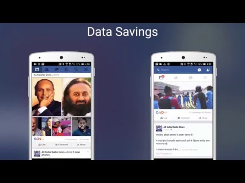 Puffin for Facebook vs Facebook and Facebook Lite