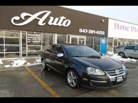 2008 Volkswagen Jetta Scarborough ON