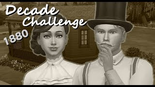 Louise devient bambin ! - DECADES CHALLENGE - EP 10 - SIMS 4 fr