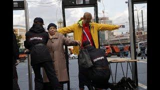Митинг против репрессий и пыток в Москве