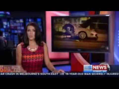 Dead In Car Crash Melbourne