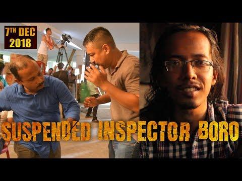 Shankuraj Konwar - Interview - Suspended Inspector Boro - 7th December