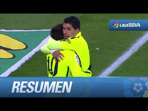 Resumen de Athletic Club (2-5) FC Barcelona