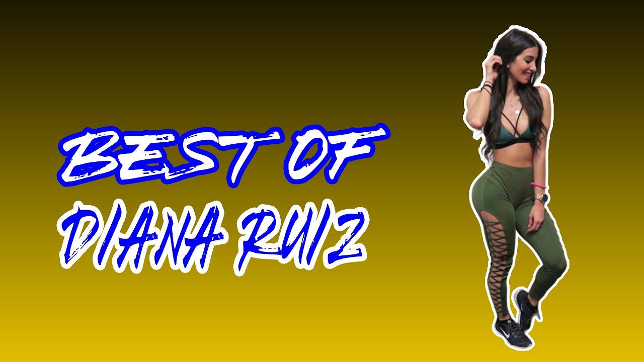 Best of Diana Ruiz / Undisputed Workouts
