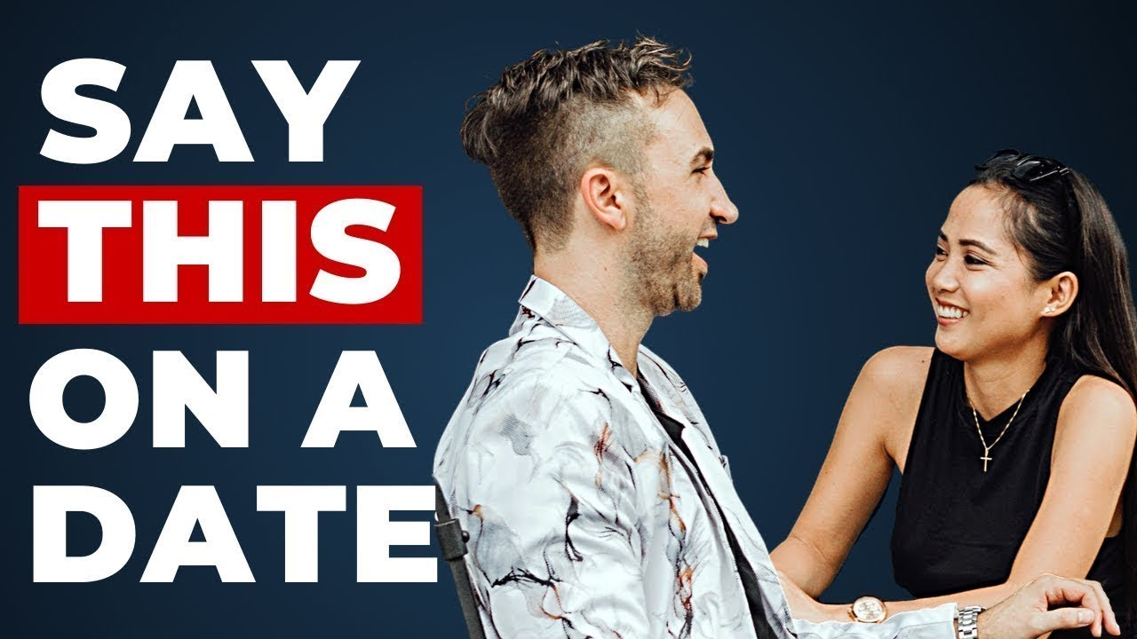What To Talk About On A First Date With A Woman   Play This Fun Game With Her