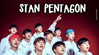 WHY YOU SHOULD STAN PENTAGON OMG