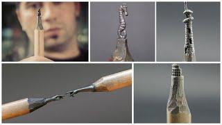 10+ Amazing pencil sculptures