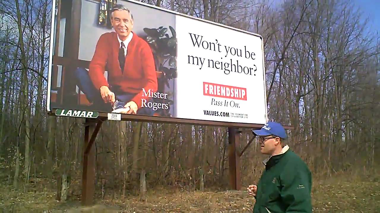 Mister Rogers Ghost Haunts Highway Youtube