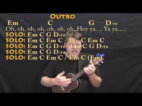 Zombie (The Cranberries) Ukulele Cover Lesson with Chords/Lyrics