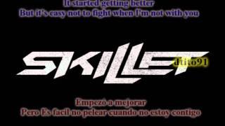 Skillet The Older I Get     Espa�ol Ingles