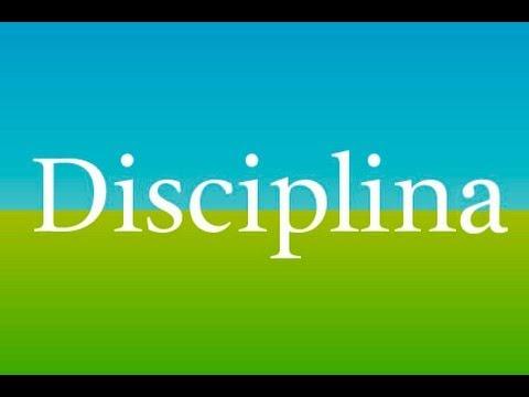 Cómo Debe Aplicarse La Disciplina En Las Iglesias Youtube
