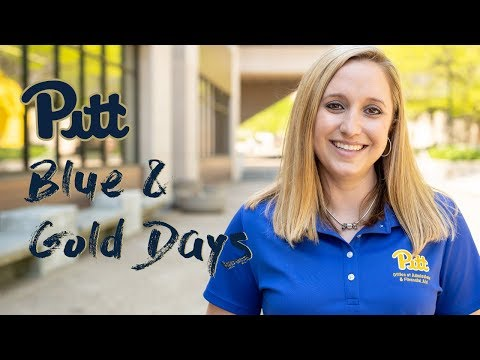 University of Pittsburgh - Blue & Gold Days