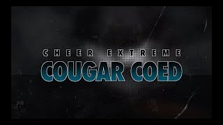 Cheer Extreme Cougar Coed 2019-20