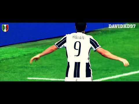 Juventus campione d'Italia 2017 : Tutti i gol della cavalcata