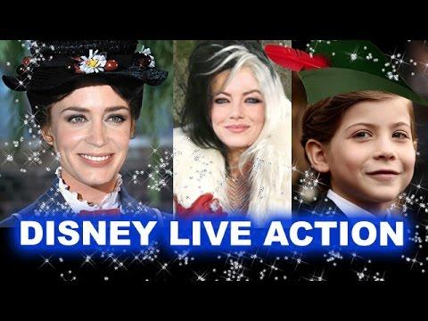 Mary Poppins Emily Blunt, Cruella Emma Stone - Upcoming ...
