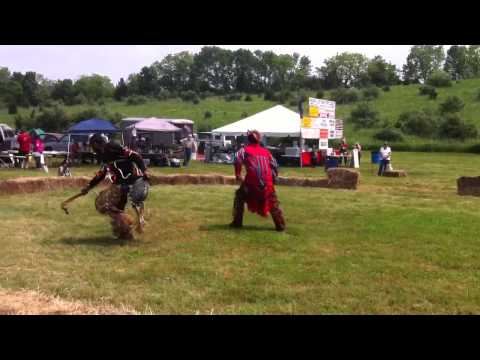 Dancing Ramapough Indians - Black Creek site - Vernon NJ