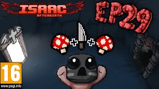 The Binding Of Isaac Afterbirth Ep29, Challenge 22,26 - Doble seta mágica!