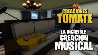 La increíble creación musical - Creaciones Tomate - Episodio 10
