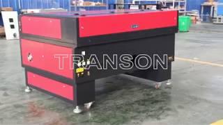 Transon CO2 laser engraver cutter