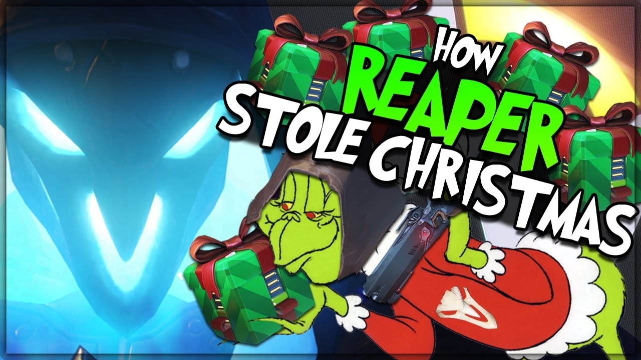How Reaper Stole Christmas! (Overwatch Christmas Special) - YouTube